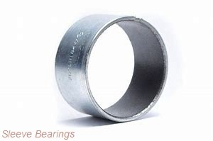 ISOSTATIC EW-203202  Sleeve Bearings