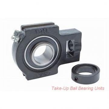 QM INDUSTRIES QMTU15J075SM  Take Up Unit Bearings