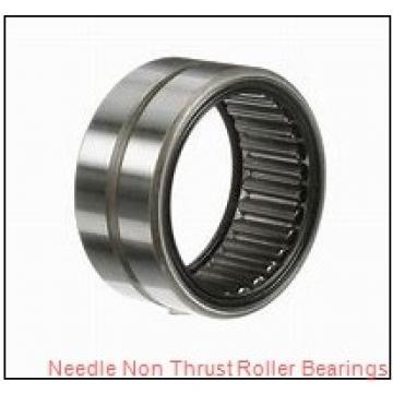 0.875 Inch   22.225 Millimeter x 1.375 Inch   34.925 Millimeter x 0.75 Inch   19.05 Millimeter  IKO BR142212X  Needle Non Thrust Roller Bearings