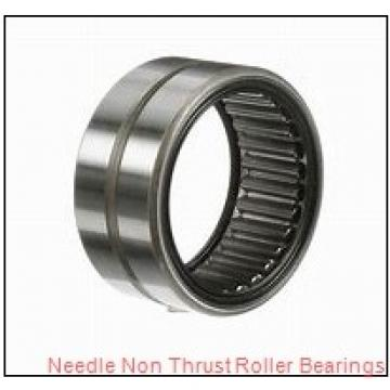 2.5 Inch | 63.5 Millimeter x 3.25 Inch | 82.55 Millimeter x 1.75 Inch | 44.45 Millimeter  MCGILL MR 40 SS  Needle Non Thrust Roller Bearings