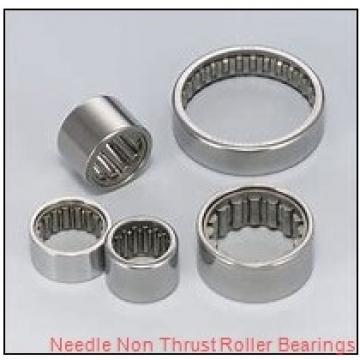 1 Inch | 25.4 Millimeter x 1.5 Inch | 38.1 Millimeter x 0.75 Inch | 19.05 Millimeter  MCGILL MR 16 N  Needle Non Thrust Roller Bearings
