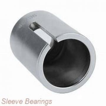 ISOSTATIC B-34-3  Sleeve Bearings