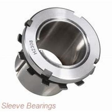 ISOSTATIC B-34-4  Sleeve Bearings